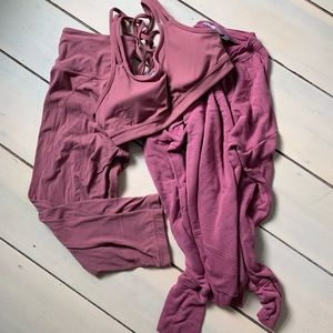 3 pieces from Athleta!